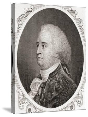 John Rutledge--Stretched Canvas Print