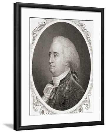 John Rutledge--Framed Giclee Print