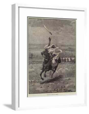 Exultation--Framed Giclee Print
