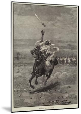 Exultation--Mounted Giclee Print
