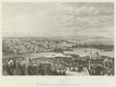 Constantinople--Framed Giclee Print
