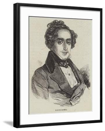 Meyerbeer--Framed Giclee Print