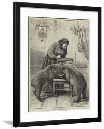 The Twins--Framed Giclee Print
