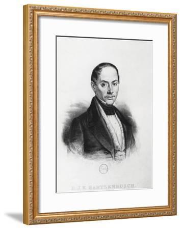 Juan Eugenio Hartzenbusch--Framed Giclee Print