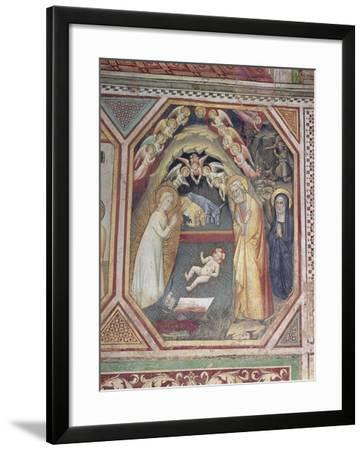 Nativity--Framed Giclee Print