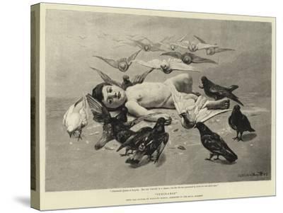 Semiramis--Stretched Canvas Print