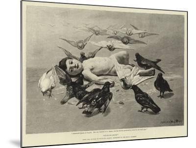 Semiramis--Mounted Giclee Print