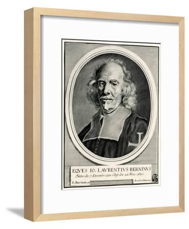 Lorenzo Bernini, 1884-90--Framed Giclee Print