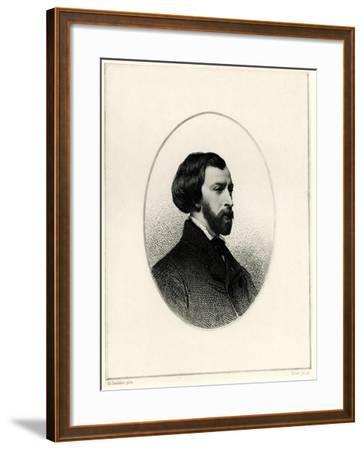 Alfred De Musset, 1884-90--Framed Giclee Print
