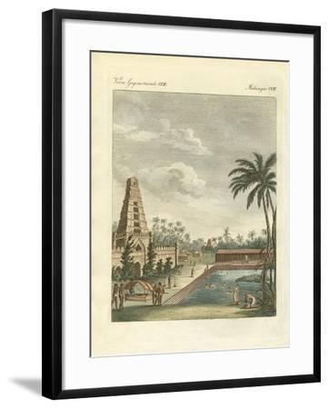 Hindos Curiosities--Framed Giclee Print
