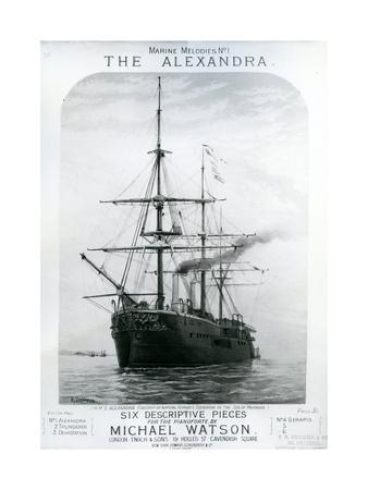 The Alexandra--Giclee Print