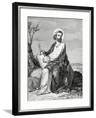 Mark the Evangelist--Framed Giclee Print