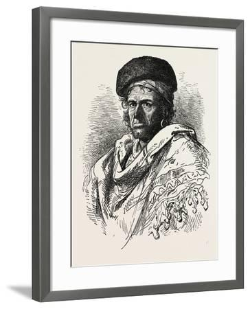 Spanish Peasant. Spain--Framed Giclee Print