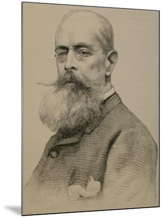 John Lewis Brown (1829-1892)--Mounted Giclee Print