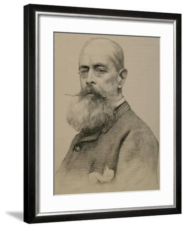 John Lewis Brown (1829-1892)--Framed Giclee Print