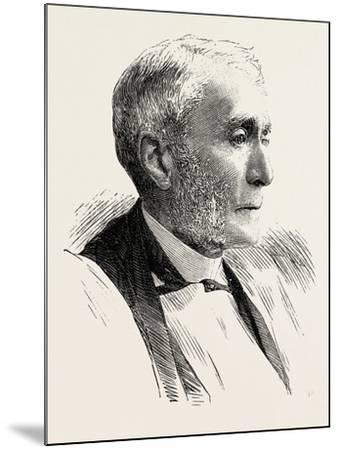 The Right Rev. Henry Philpott, D.D., Bishop of Worcester, 1890--Mounted Giclee Print