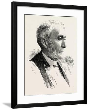 The Right Rev. Henry Philpott, D.D., Bishop of Worcester, 1890--Framed Giclee Print