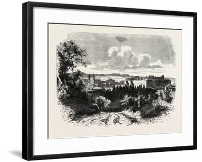 Franco-Prussian War: for the Fortress of Sedan 1870--Framed Giclee Print