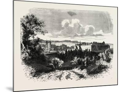 Franco-Prussian War: for the Fortress of Sedan 1870--Mounted Giclee Print