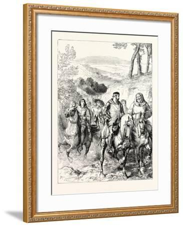 Capitoline Museums, Exhibition, Rome, Italy--Framed Giclee Print