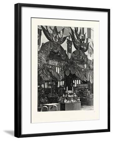 Floral Decoration of the Austrian Courts--Framed Giclee Print