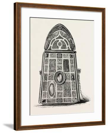 Shrine of St. Patrick's Bell, Front View--Framed Giclee Print