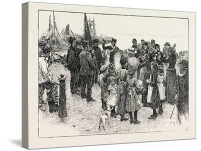 Soldiers and Sailors the Salvation Army--Stretched Canvas Print