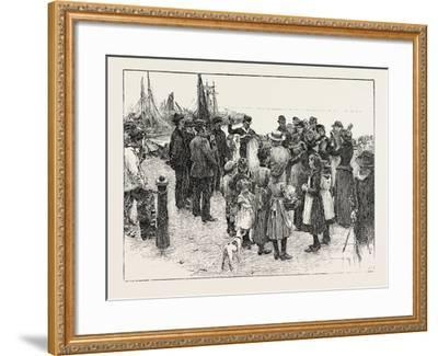 Soldiers and Sailors the Salvation Army--Framed Giclee Print