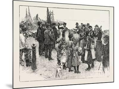 Soldiers and Sailors the Salvation Army--Mounted Giclee Print