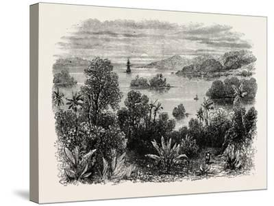Bay Islands, Honduras, 1870s--Stretched Canvas Print