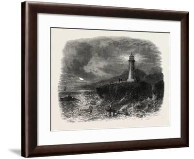 Mount Desert Isle, 1870s--Framed Giclee Print