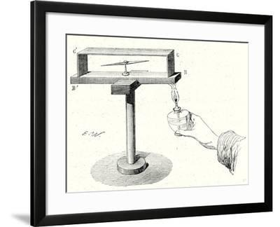 Seebeck's Experiment--Framed Giclee Print