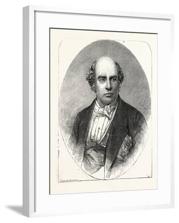 Lord Elgin, UK--Framed Giclee Print