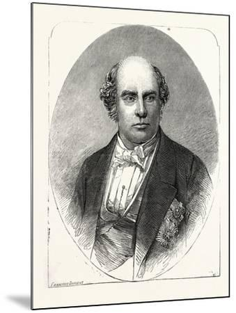 Lord Elgin, UK--Mounted Giclee Print