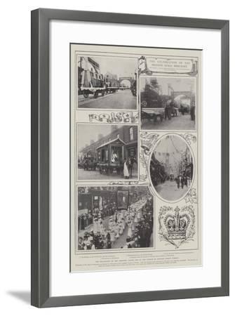 The Celebration of the Preston Guild Merchant--Framed Giclee Print