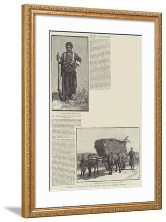 Sketches in Georgia and the Caucasus, Miss Kate Marsden's Travels--Framed Giclee Print