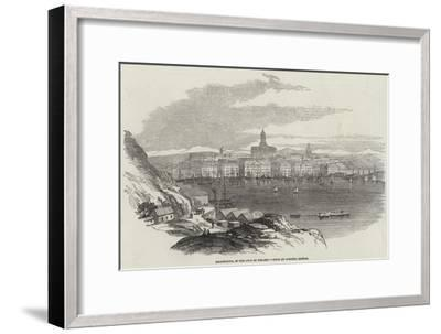 Helsingfors, in the Gulf of Finland--Framed Giclee Print