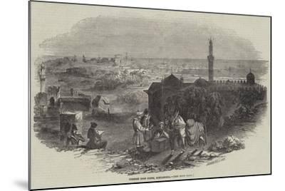 Foreign Corn Ports, Alexandria--Mounted Giclee Print