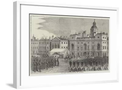 Funeral of the Duke of Wellington--Framed Giclee Print