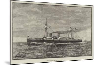 The Chilian Cruiser Esmeralda--Mounted Giclee Print
