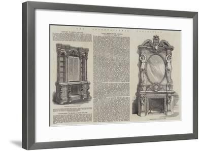 The International Exhibition--Framed Giclee Print