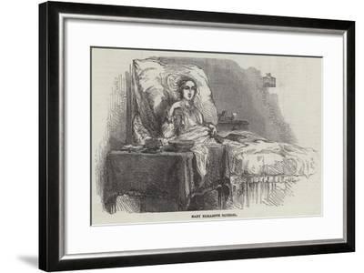 Mary Elizabeth Squirrel--Framed Giclee Print