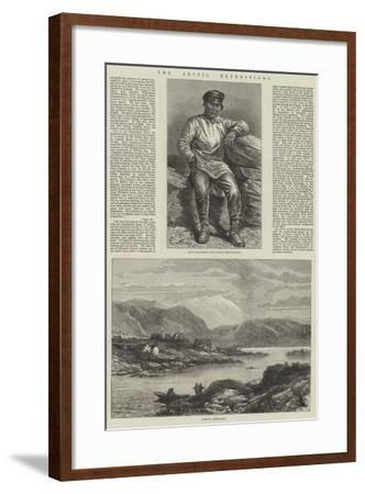 The Arctic Expeditions--Framed Giclee Print