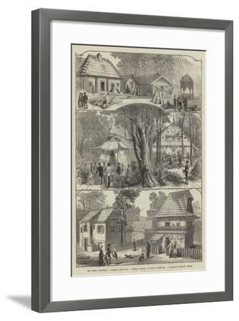 The Vienna Exhibition--Framed Giclee Print