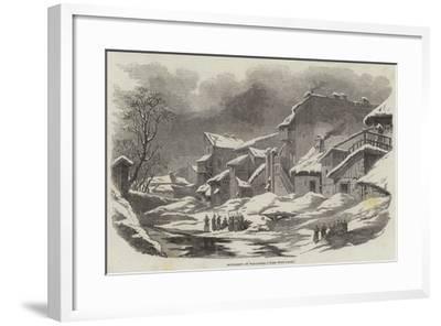 Bucharest, in Wallachia--Framed Giclee Print