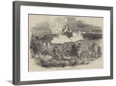 Moultan--Framed Giclee Print
