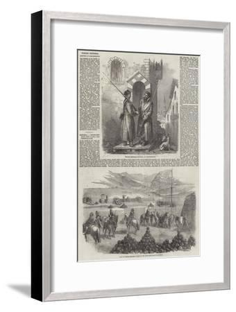 Crimean War--Framed Giclee Print