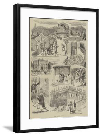 The Wagner Festival--Framed Giclee Print