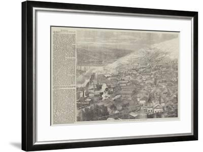 Balaclava--Framed Giclee Print
