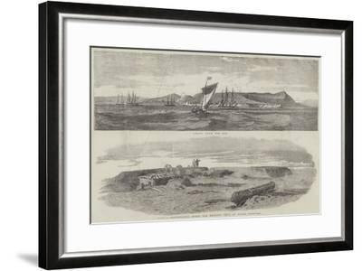 Sketches of Anapa--Framed Giclee Print
